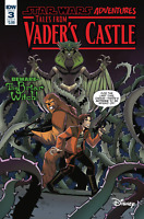 Star Wars Tales from Vaders Castle #3 (of 5) Cover B Comic Book 2018 - IDW