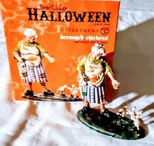 Department 56 Snow Village Halloween Deranged Chickens Accessory Figurine 809002