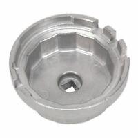 Sealey VS7112 Oil Filter Cap Wrench Ø64.5mm x 14 Flutes - Lexus / Toyota