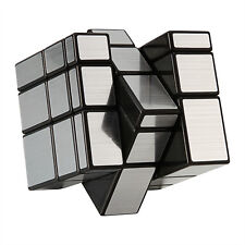 Abnormity Mirror Magic Cube 3x3x3 Fastest Ultra-smooth Speed Twist Puzzle Cube
