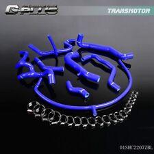 Silicone Radiator Coolant Hose Kit For VW GOLF GTI MK3 VR6 2.8 V6 94-98