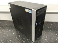 i3 4170 @ 3.50GHz 4GB DDR 500GB HDD Novatech NTI164 Windows 10 Pro Tested EF2701