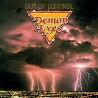 DEMON EYES - Out Of Control (NEW*LIM.500*FRA METAL CLASSIC*H BOMB*BLASPHEME)