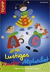 Lustiges Kinder Alphabet