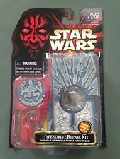 1999 Hasbro Star Wars Episode I 1 Hyperdrive Repair Kit with Removable Panels