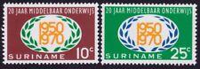 SURINAME 1970 2v complete set MNH @S4604
