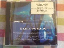 HIS NAME IS ALIVE - STARS ON E.S.P. 4AD - 1996 PROMO