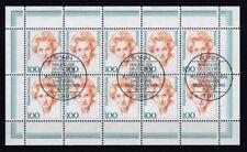 Briefmarken aus der BRD (1990-1999) mit Politiker-Motiv als Satz