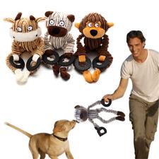 Vocalization Monkey Plush Dog Chew Toys Puppy Interactive Pet Supplies Bite Toy