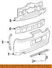 TOYOTA OEM 93-98 Supra Rear Bumper-Retainer Bracket Right 5258714030