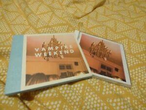 VAMPIRE WEEKEND - VAMPIRE WEEKEND (ORIGINAL 2007 CD + SLIPCASE)
