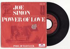 SP JOE SIMON-POWER OF LOVE-FRENCH