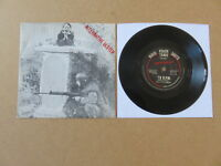 "STIFF LITTLE FINGERS 78 RPM / Alternative Ulster 7"" MISPRINTED UK 1ST PRESSING"