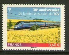 TIMBRE 4592 NEUF XX LUXE - 30 ANS DU TGV