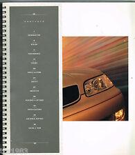 BIG / Beautiful 1994 LEXUS GS Dealer Sales Brochure / Catalog: GS300 / 300