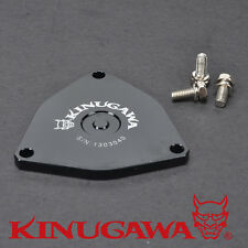 Kinugawa Mitsubishi Turbo Blow Off Valve Block Plate Seal. No Gasket Needed.