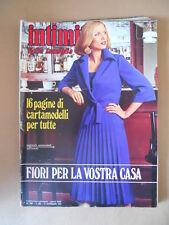 INTIMITA' DELLA FAMIGLIA n°1601 1976 [G685B] Rivista Vintage