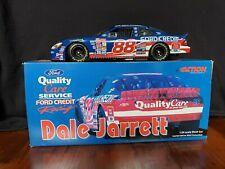 DALE JARRETT #88 QUALITY CARE 2000 FORD TAURUS  1:24