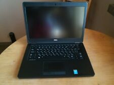 Dell Latitude E5450 8GB, Intel Core i5, 256SSD