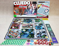 Harry Potter Cluedo mondo di Harry Potter scoprire i segreti Gioco da tavolo 2011