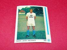 N°355 J-J. MARX RC STRASBOURG MEINAU GLOWACKI PANINI FOOTBALL 78 1977-1978