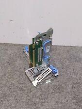 Dell Optiplex 760 Genuine Dual PCI Riser Card G5459 w/ Cage M615D