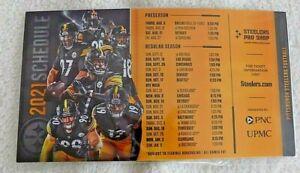 Pittsburgh Steelers 2021 Schedule Magnet