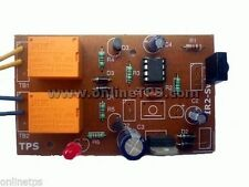 2 Channel IR Remote Control Board for DIY Projects,Home Automation,DIY Kit