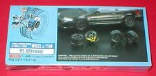 Fujimi Wheel & Tire Set RS Watanabe #1 for 1/24 Scale Model Kit