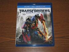 Transformers: Dark of the Moon (Blu-ray/DVD, 2012, 2-Disc Set)