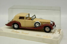 Solido 1/43 - Delage Coupe Brown beige