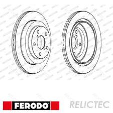 Rear Brake Disc for Subaru:LEGACY I 1,II 2,IMPREZA 26310AA112 26310AA150