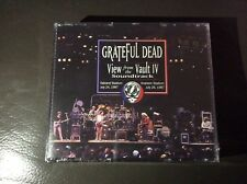 View From the Vault IV Grateful Dead 4 CD Garcia Oakland 1987 GDCD4089 HDCD
