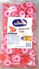 Sunrise Watermelon Rings 5 Lb Bag Super Fresh*