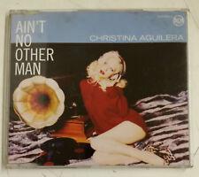 Christina Aguilera Ain't No Other Man Cd-Single UK 2006