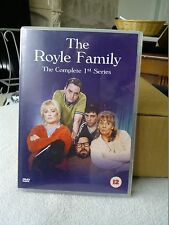 THE ROYLE FAMILY THE COMPLETE FIRST 1ST SERIES SEASON DVD 2000 CAROLINE AHERNE