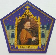 Harry Potters Helga Hufflepuff  chocolate frog card
