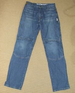 """RED ROUTE Motorcycle Jeans 32"""""""