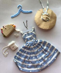 Vintage BARBIE Doll SUBURBAN SHOPPER Outfit #969 Original 1959-1964