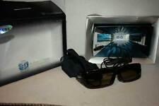 SAMSUNG SSG-220AR Active 3D Glasses Occhiali Attivi 3D Originali USATO CC4 51375