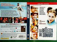LA BELLEZZA DEL SOMARO (2010) un film di Sergio Castellitto - DVD USATO - WARNER