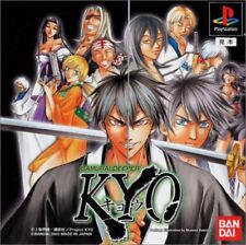 Used PS ONE SAMURAI DEEPER KYO  PS1 SONY PLAYSTATION JAPAN IMPORT