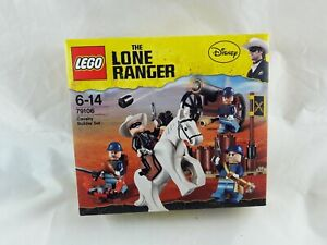 LEGO 79106 Lone Ranger Cavalry Builder Set New/Sealed
