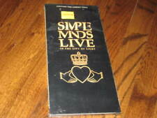 Simple Minds In The City Of Light Live CD in SEALED longbox!   New! Rare!