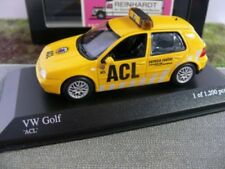 1/43 Minichamps VW Golf 1997 Autoclub Luxemburg ACL