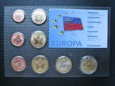Liechtenstein 2004 Cent - 2 Euro Pattern Essai Prototype coin set sealed pack
