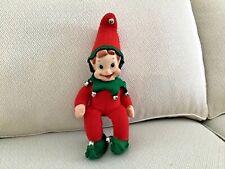 Vintage - 1950's 16� Christmas Elf - by Rushton Star Creations