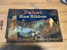 pabst blue ribbon sign PBR Rare Vintage Tin Metal