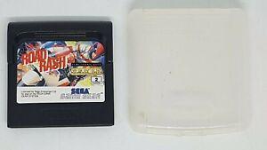 Road Rash - Sega Game Gear (1993) CART ONLY RARE