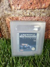 Nigel Mansell's World Championship Racing - Nintendo Gameboy - with case